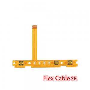Cable flexible tecla boton SR interruptor Nintendo Switch JoyCon SYNC Flex Derecha