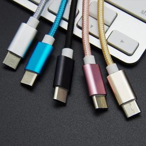 ADAPTADOR NYLON TRENZADO USB-C TIPO C 3.1 A JACK HEMBRA 3.5MM COLOR NEGRO