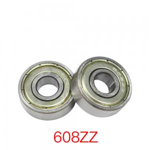 5x Rodamiento 608zz 8mm Cojinete Bolas Impresora 3d