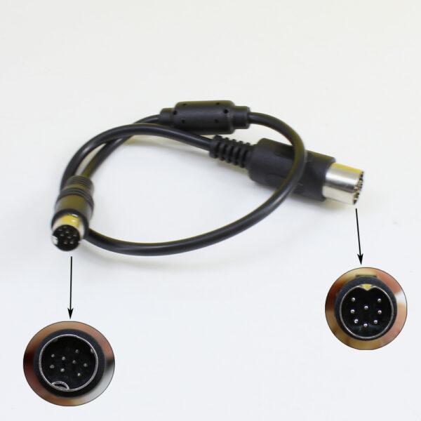 Cable de conexion Sega 32x a Mega Drive 1 y Genesis Video cable enlace link