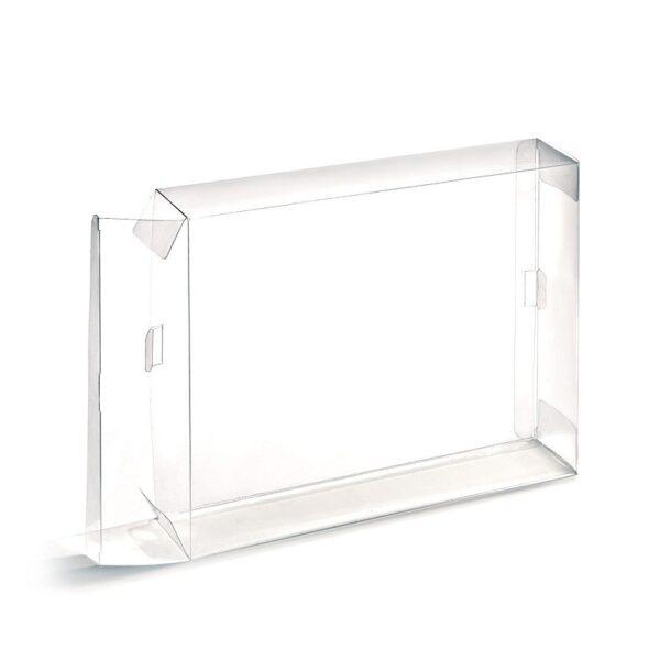 Funda Caja protectora de cartuchos Super Nintendo SNES SFC