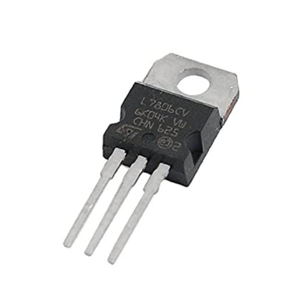 6x REGULADOR TENSION LM7806 6V 1.5A TO-220
