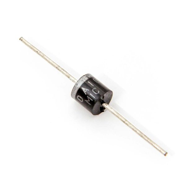 5x Diodos Rectificador 10A10 10A 1000V