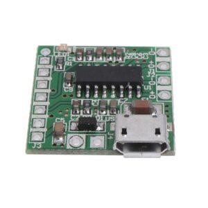 PAM8403 DC5V Mini Clase D 2x3W Micro Amplificador de potencia