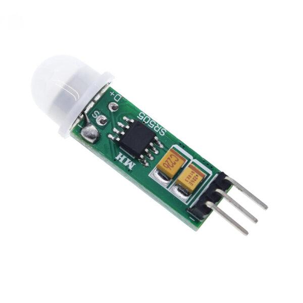 HC-SR505 Mini Modulo Detector Movimiento Sensor Infrarrojo