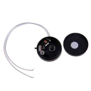 2x Portapilas doble 2 CR2032 con cable e interruptor P033