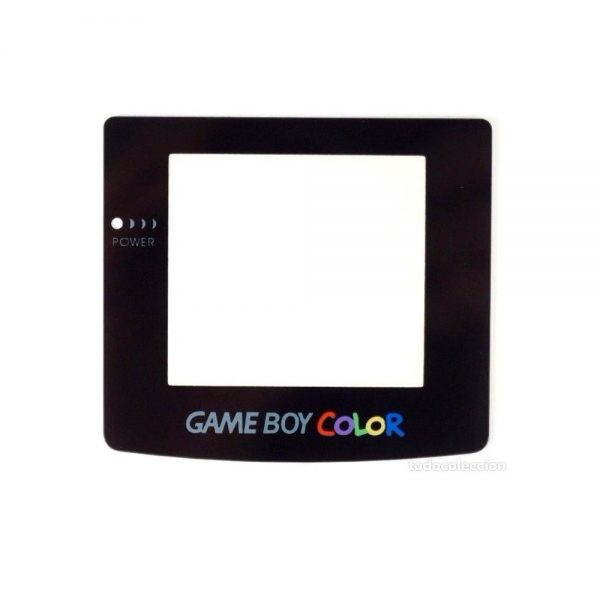 PANTALLA DE CRISTAL PARA GAME BOY COLOR