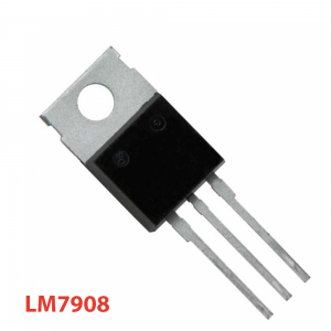 5x Regulador tension negativa L7908CV LM7908 7908 8V TO-220