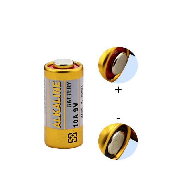 1x Pila Bateria Alcalina 9v 10A l1022