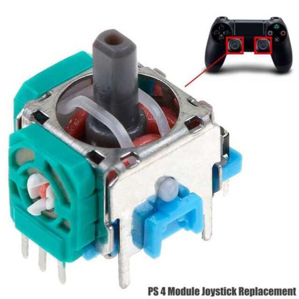 MODULO JOYSTICK ANALOGICO PARA PS4 PLAY STATION 4 R3 L3 DE REPUESTO AXIS 3D