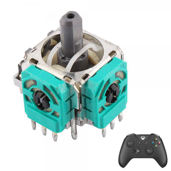 MODULO JOYSTICK ANALOGICO PARA XBOX ONE X-BOX 4 R3 L3 DE REPUESTO AXIS 3D 360