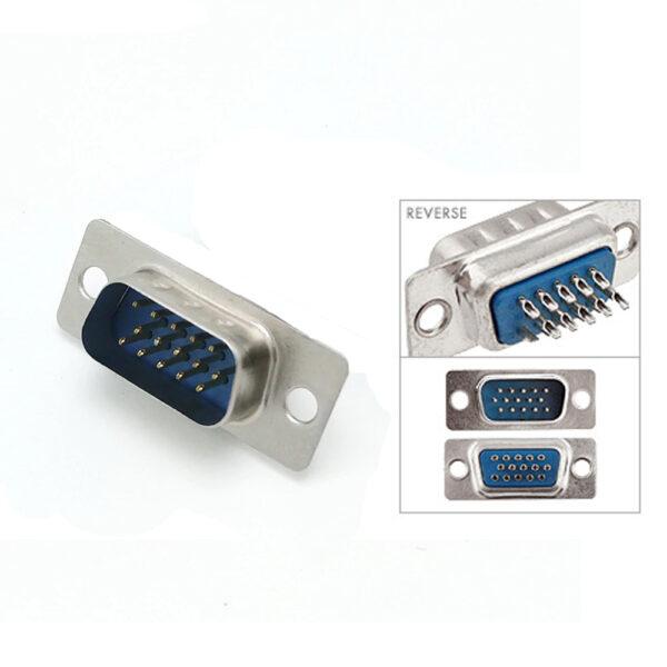 Conector DB15 VGA Macho
